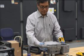 Stanley Black & Decker to Supply DEWALT Battery System for Ford and 3M's Powered Air-Purifying Respirators Image