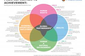 Simplifying and Linking the Sustainable Development Goals Image