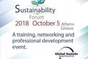 Global Sustain Announces Sustainability Forum 2018 Image
