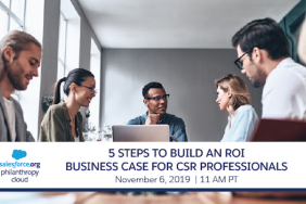 [LIVE WEBINAR] Learn How to Build a Business Case to Back the ROI on Your CSR Program Image