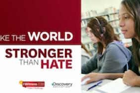 USC Shoah Foundation and Discovery Education Announce Powerful Opportunity for Students and Educators to Inspire Communities Nationwide Image