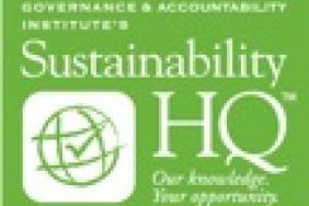 Governance & Accountability Institute Announces Launch of SustainabilityHQ(TM) Image