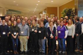 North American Project to Evaluate Soil Health Measurements Workshop Concludes; Primary Investigators, Site Managers, and Project Scientists Meet to Finalize Soil Test Plans Image