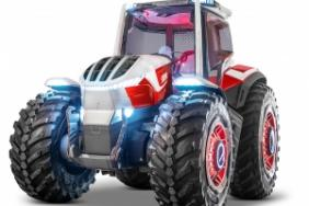 STEYR Konzept Tractor Powering the Future of Farming With a Hybrid Concept Image