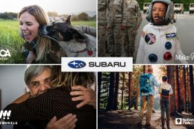 Twelve Years Running: Subaru Share the Love® Event Puts New Owners in the Driver's Seat Image