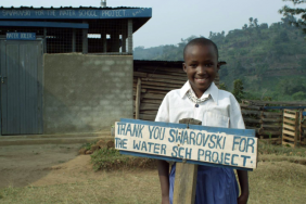 Swarovski Waterschool Partners With Teach for All to Engage Students in Water Conservation Image