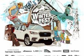 Subaru Celebrates Winter Adventure With Return of Subaru WinterFest in 2019 Image