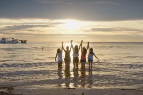 Swarovski Presents 'Waterschool', a New Documentary Feature Film Image