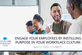 Webinar: Engage Your Employees by Instilling Purpose in Your Workplace Culture Image