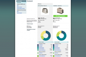 Sustainable Minds Introduces First Web-based,  On-demand Life Cycle Assessment Software  for Greener Product Design  Image