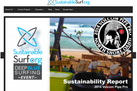 Volcom Pipe Pro 2014 Sustainability Report Released and Forthcoming Documentary Announced Image