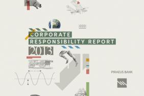 Piraeus Bank Publishes 2013 Corporate Responsibility Report  Image