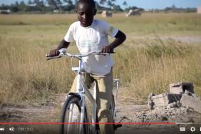 Biking to Improve Livelihoods in Mozambique Image