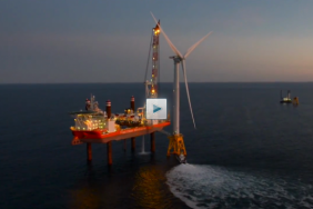 """An Historic Achievement """""""" National Grid Customers Are the First in the U.S. to Receive Offshore Wind Power Image"""