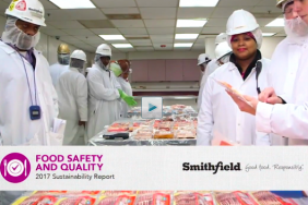 Smithfield Foods Releases Latest Section of 2017 Sustainability Report, Shares New Programs and Companywide Commitment to Food Safety and Quality Image