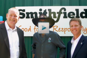 Smithfield Foods and Victory Junction Unveil New Indoor Archery Facility Image