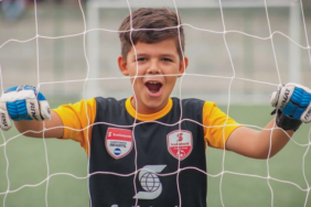 Scotiabank Supports Children in Latin America Through Fútbol Image