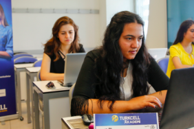 Turkcell Joins Business Call to Action With Women Developers of the Future Project Image