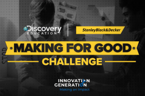 Stanley Black & Decker and Discovery Education Launch National 'Making for Good Challenge' to Empower a New Generation of Innovators to Address Environmental and Societal Needs Image