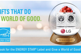LG Launches 2019 Energy Star Laundry Room, Kitchen Campaign Image