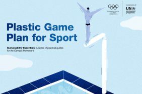 IOC's Plastic Game Plan for Sport to Help Sports Organisations Tackle Plastic Pollution Image