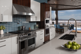 LG Brings Sustainability, Energy Efficiency to 2020 'New American Home' and 'New American Remodel' Image