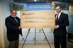 MGM Resorts International Donates $1 Million to the Smithsonian's National Museum of African American History and Culture Image