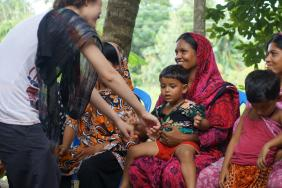 Shiseido's New Health and Beauty Regime to Improve the Lives and Livelihoods of Rural Bangladesh Women Image