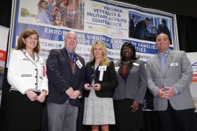 Smithfield Foods Receives Virginia Values Veterans Awards for Veteran Support and Hiring Initiatives Image