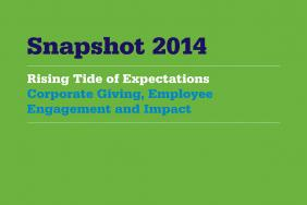 America's Charities Snapshot 2014 Report Cites Alignments, Challenges for Charities and Corporations in Workplace Giving Partnerships Image