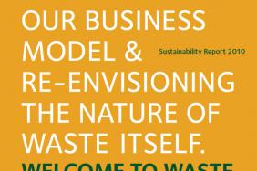 Waste Management Releases 2010 Sustainability Report Image