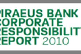 Piraeus Bank Issues 2010 Annual and Corporate Responsibility Reports Image