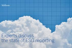 Addison Podcast on the State of ESG Reporting Image