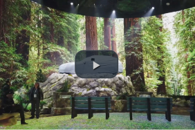 Subaru of America Brings the Beauty of the National Parks to the New York International Auto Show Image
