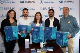 Dining Out For Life® Hosted by Subaru Achieves Record $4.2 Million in Donations Image
