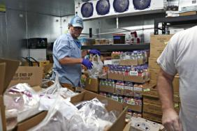Area Food Firms Team up to Provide Groceries Amid Increasing Unemployment Image