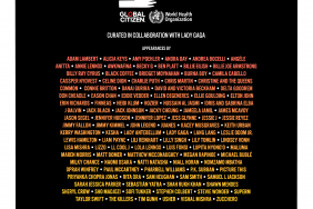 Global Citizen Announces New Artists to Join the 'One World: Together at Home' Global Special to Celebrate and Support Healthcare Workers in the Fight against the COVID-19 Pandemic Image