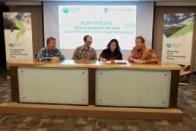 First Corporate Sustainability Bond in Asia Issued by TLFF for a Natural Rubber Company in Indonesia Image