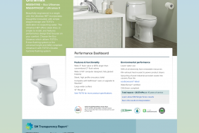 Sustainable Minds and TOTO Accelerate Impactful Innovation in Product Transparency Reporting to Drive Greener Purchase Decisions by Making Environmental Performance Information Understandable and Meaningful  Image