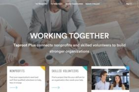 Taproot Foundation Launches Newly Transformed Matchmaking Platform Taproot Plus Image