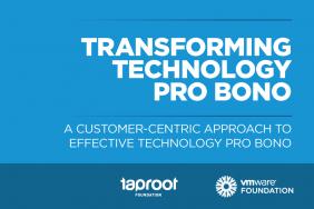 Addressing Social Sector Needs Through Technology Pro Bono Image