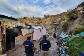JetBlue and TECHO Partnered to Build Homes for Families in Need in Bogotá, Colombia Image