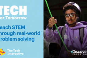 The Tech Interactive and Discovery Education Launch 'Tech for Tomorrow' Image