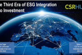 Webinar: The Third Era of Integrating ESG Into Investment Processes Image