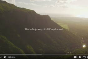 Tiffany & Co. Premieres the Cinematic Journey of a Tiffany Diamond Image