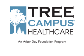 The Arbor Day Foundation Launches New Tree Campus Healthcare Recognition Program Image