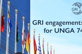 GRI at UNGA74 Image