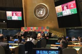 UN Global Compact Provides Platform for Business Leaders to Take Action on the SDGs Image