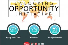 Yum! Invests $100 Million to Fight Inequality by Unlocking Opportunity for Employees and Communities Image