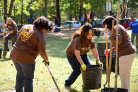 The UPS Foundation to Award $2.6 Million in Environmental Grants Image
